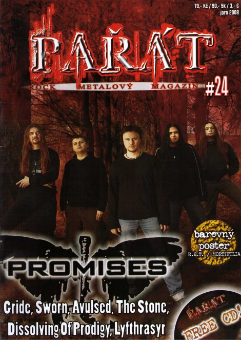 Pařát - 24 + CD kompilácia