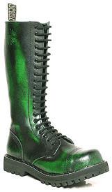 Zelená - 20-dierkové