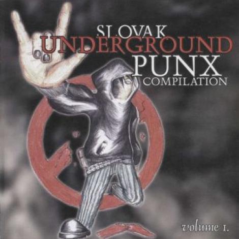 Slovak UG Punx Attack Compilation - Volume 1. (CD)