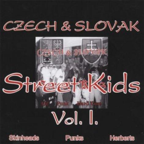 Výberovka 29 slovenských punk a ska kapiel.