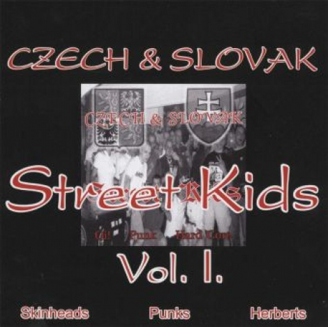 Czech & Slovak Street Kids - Volume I. (CD)