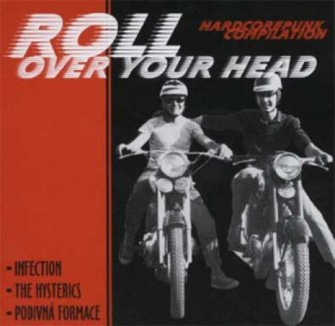 Roll Over Your Head - Hardcorepunk Compilation (CD)