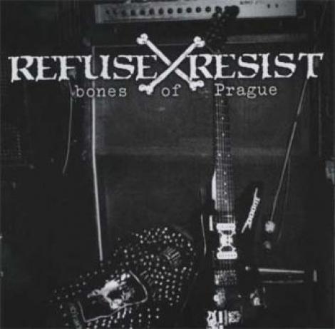 Refuse - Resist - Bones of Prague (CD)