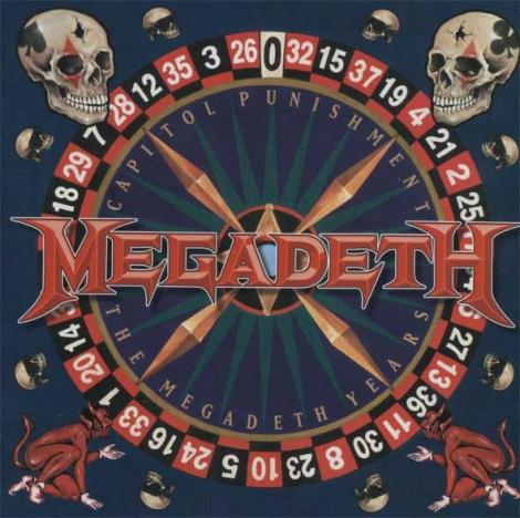 MEGADETH - MEGADETH