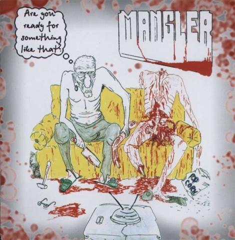 MANGLER / ABORTARIUM - MANGLER / ABORTARIUM
