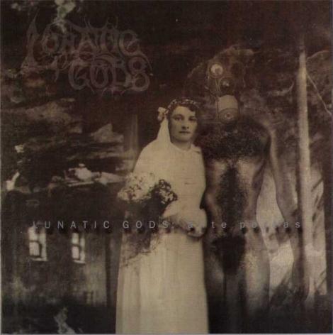 LUNATIC GODS - Ante Portas (CD)