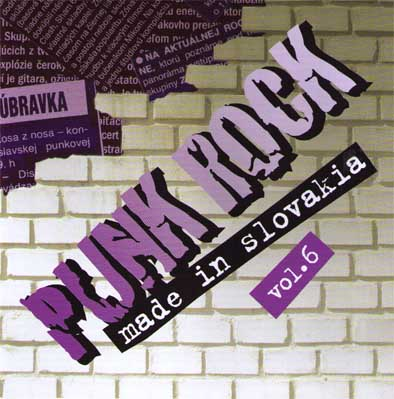 Punk Rock Made In Slovakia Vol. 6 - Compilation (CD)