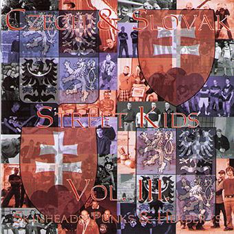 Czech & Slovak Street Kids - Volume III. (CD)