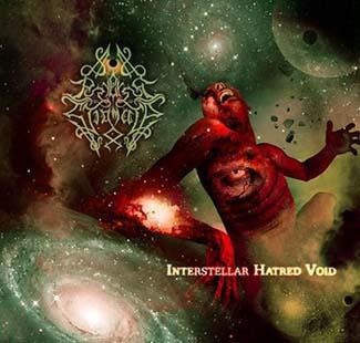 PERVERSUS STIGMATA - Interstellar Hatred Void