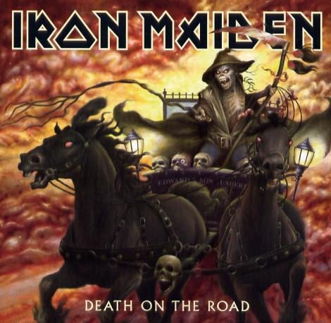 IRON MAIDEN - Death on the Road (2CD)
