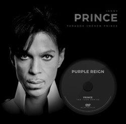 Prince (1x DVD, 1x kniha) - Paradox jménem Prince
