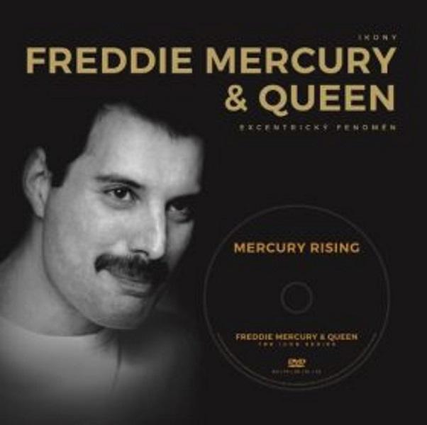 Ikony - Freddie Mercury & Queen + DVD