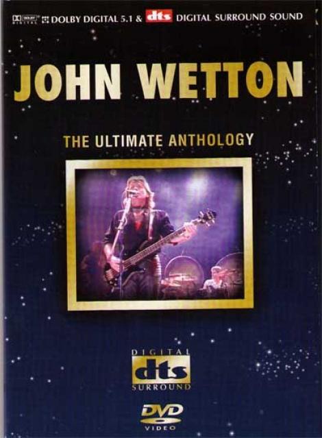 WETTON JOHN - The ultimate anthology