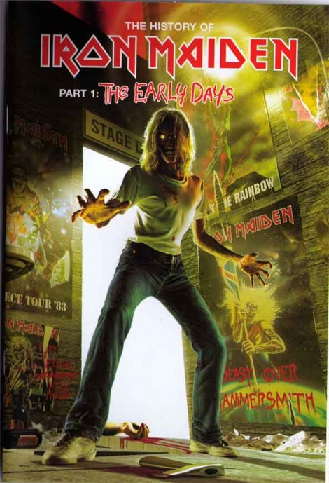 IRON MAIDEN - The History Of Iron Maiden Part 1.: The Early Days (2DVD)