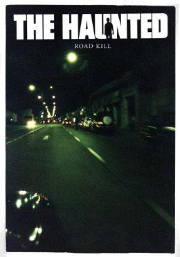 HAUNTED - road kill (dvd + cd)
