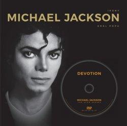 Michael Jackson - Ikony (1x DVD, 1x kniha)