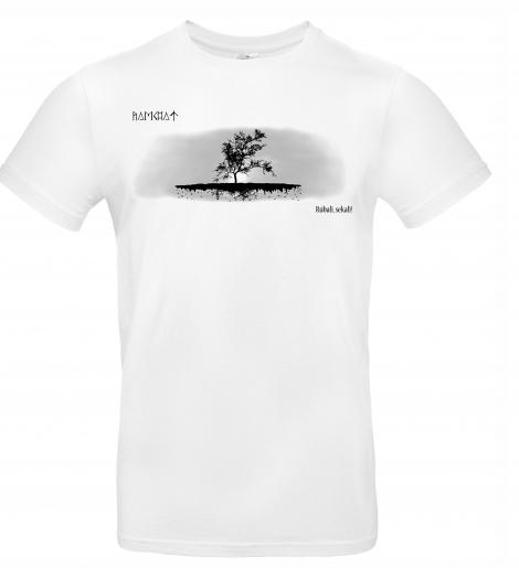 RAMCHAT 16 - Rúbali, sekali - biele tričko