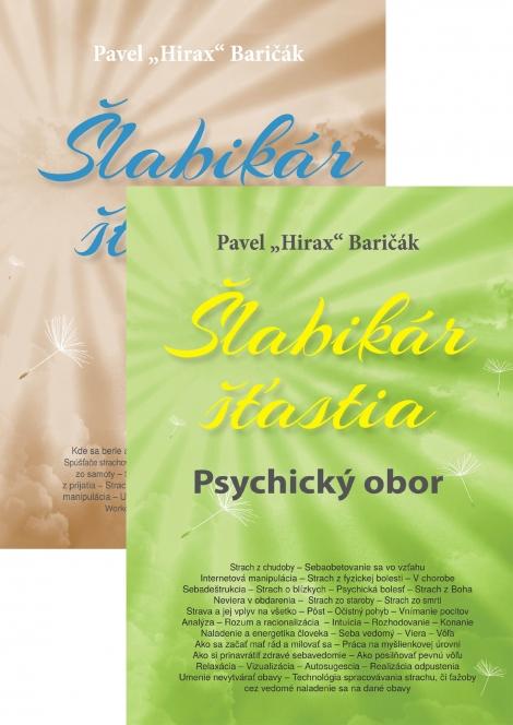 Šlabikár šťastia 5. (Psychický obor) + 4. (Strachy, vzťahy, sloboda) - Kolekcia Šlabikárov 4 a 5