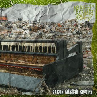 Marastic Blues - Zákon měsíční krajiny (CD)