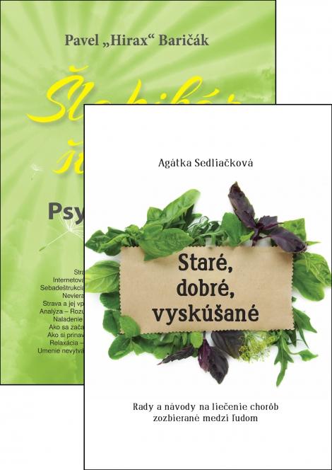 Staré, dobré, vyskúšané + Šlabikár šťastia 5. - Kolekcia kníh