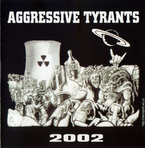 AGGRESSIVE TYRANTS - 2002