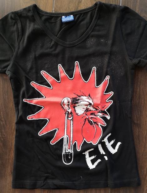 E!E 01 - Kohútia punk hlava