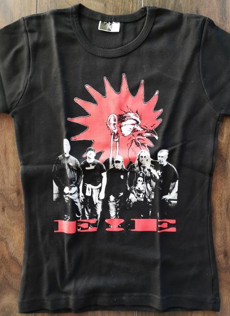 E!E 02 - Kohútia punk hlava plus kapela