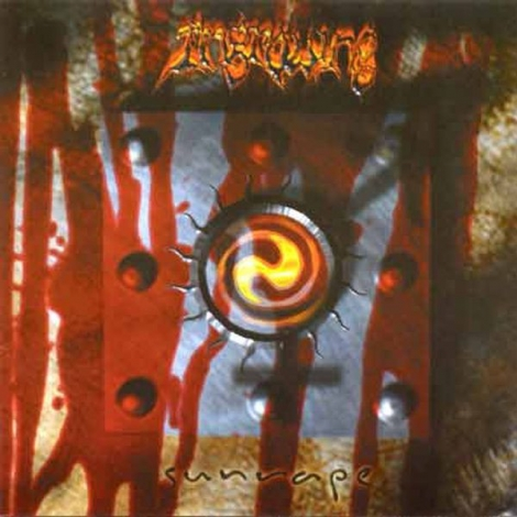 Ingrowing - Sunrape (CD)