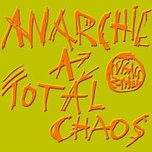 Visací zámek - Anarchie a totál chaos (LP)