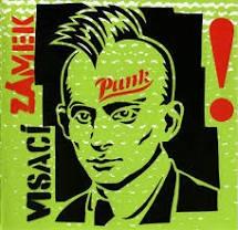 Visací zámek - Punk (LP)