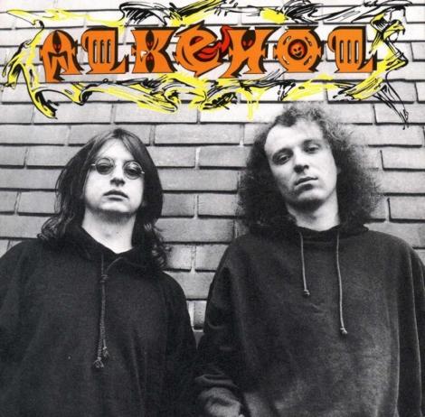 Alkehol - Alkehol (CD)