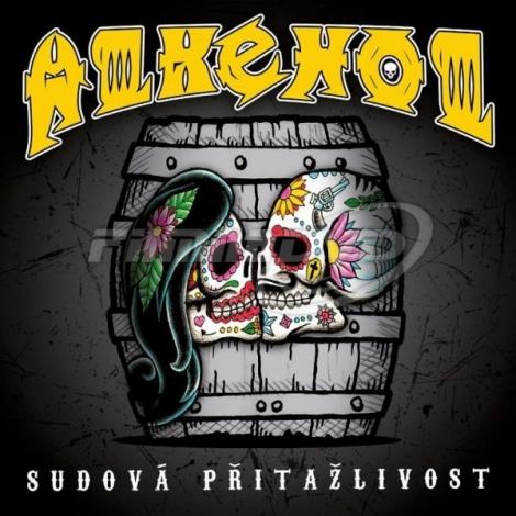 Alkehol - Sudová přitažlivost (CD)