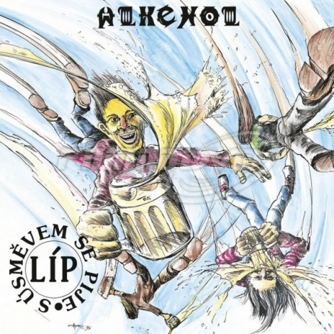 Alkehol - S úsměvem se pije líp (CD)