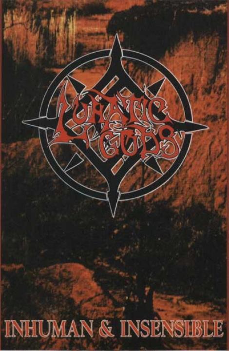 Lunatic Gods - Inhuman and Insensible