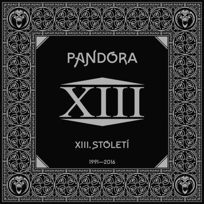 XIII. století - Pandora (1991 - 2016) (Box 10 CD)