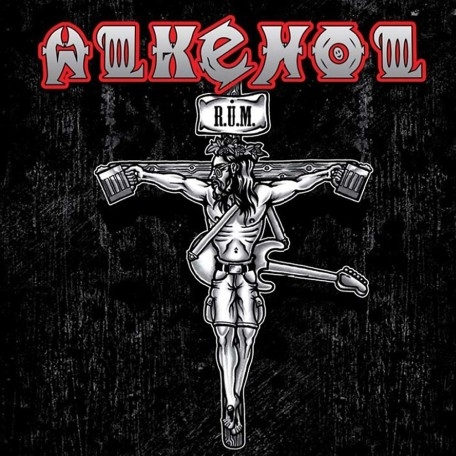 Alkehol - R.U.M. (CD)