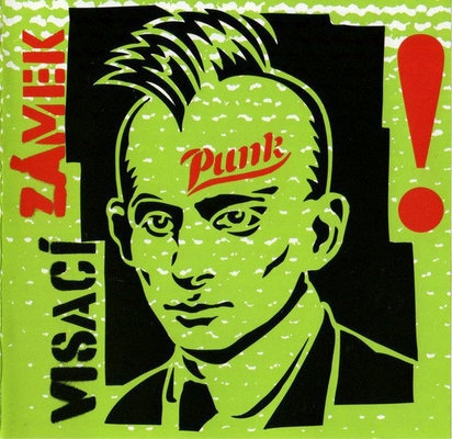 Visací zámek - Punk (s bonusmi) (CD)
