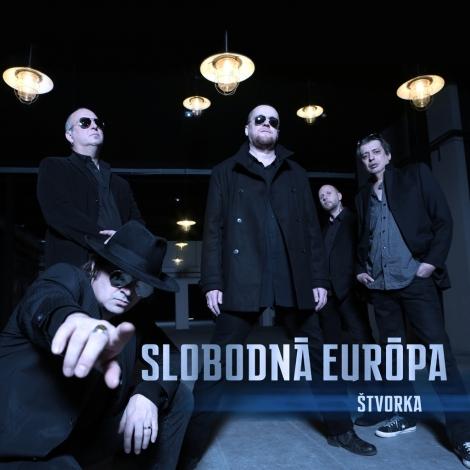 Slobodná európa - Štvorka (LP)