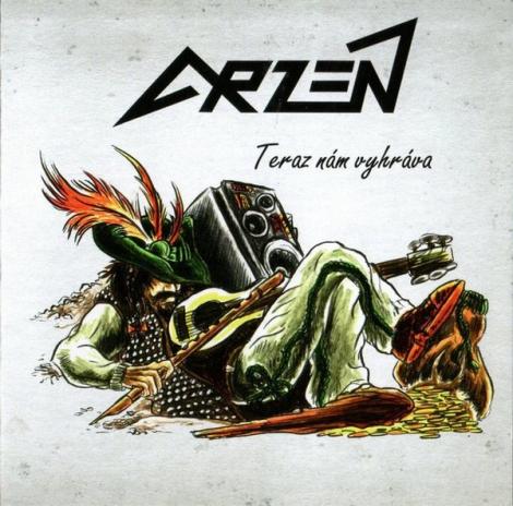 Arzén - Teraz nám vyhráva (CD)
