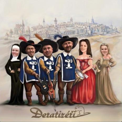 Deratizéři - Best of (LP)