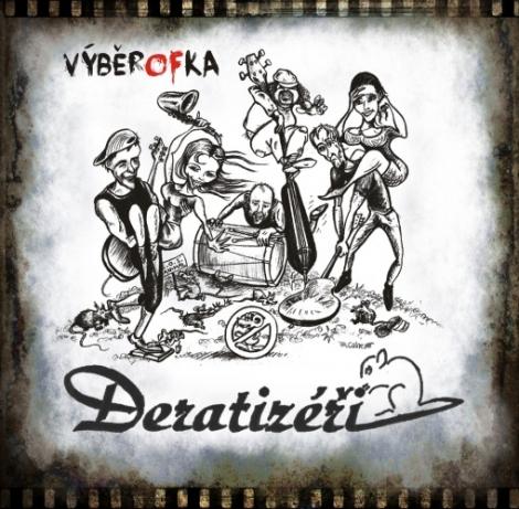 Deratizéři - Výběrofka (CD)