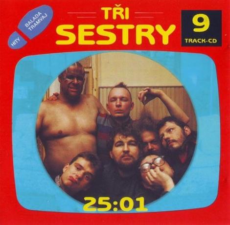 Tři sestry - 25:01 (CD)