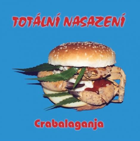 Totální nasazení - Crabalagana (CD)