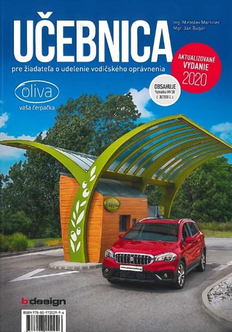 Učebnica pre žiadateľa o udelenie vodičského oprávnenia - 2020