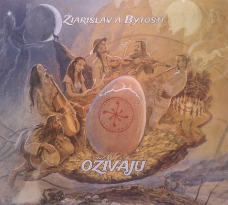 Žiarislav a bytosti - Ožívajú (CD)