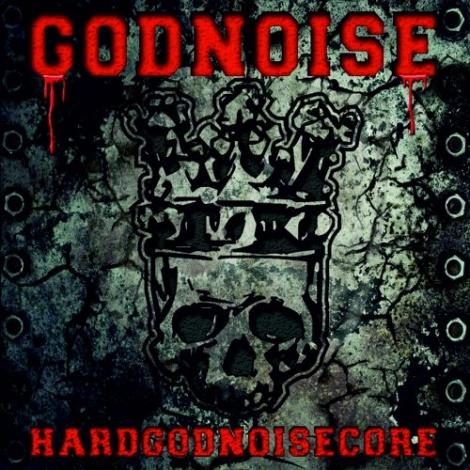 Godnoise - Hardgodnoisecore (CD)