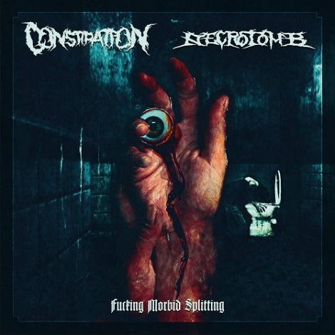 Constipation / Necrotomb - Fucking Morbid Splitting (split CD)