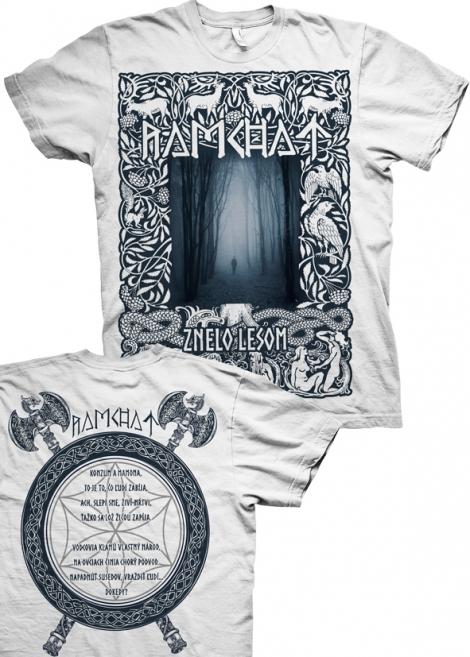 Ramchat 01 - Znelo lesom (biele tričko)