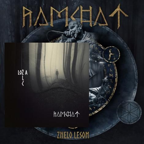 Ramchat - LP Znelo lesom + EP Lož a žlč