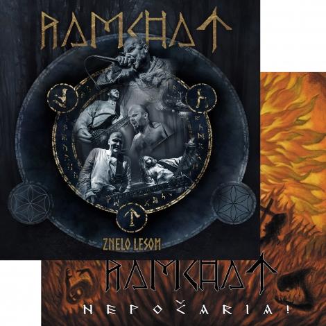 Ramchat - LP Znelo lesom + LP Nepočaria!